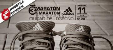 Media maratón de Logroño
