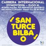 XXVIII Santurce a Bilbao 2016