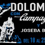 Excursión a las Dolomitas con Joseba Beloki y Campagnolo