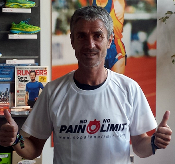 Martín Fiz en Runningfiz