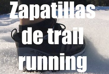 Zapatillas de trail running