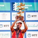 Mario Mola tricampeón del mundo